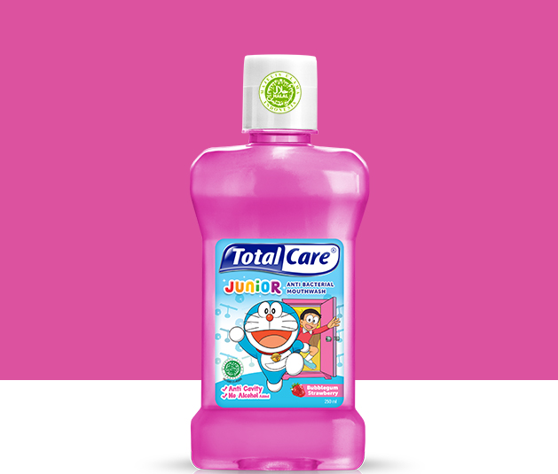 Total Care Junior Mouthwash