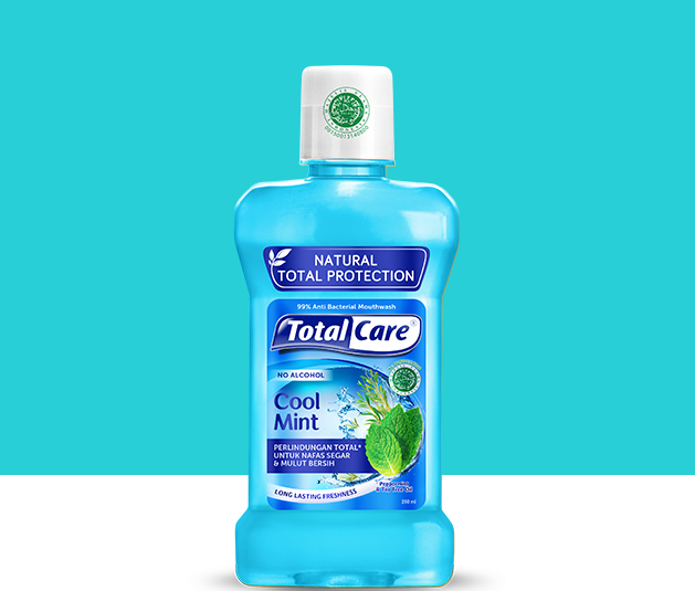 Total Care Mouthwash Cool Mint