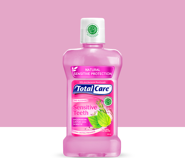 Total Care Mouthwash Sensitive Teeth