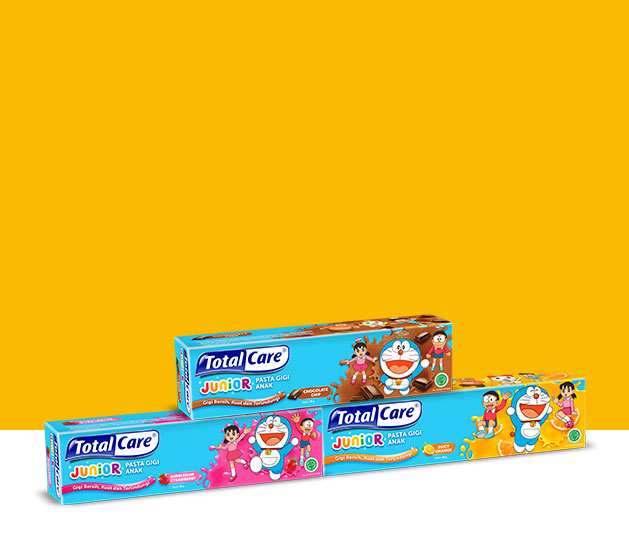 Total Care Junior Toothpaste