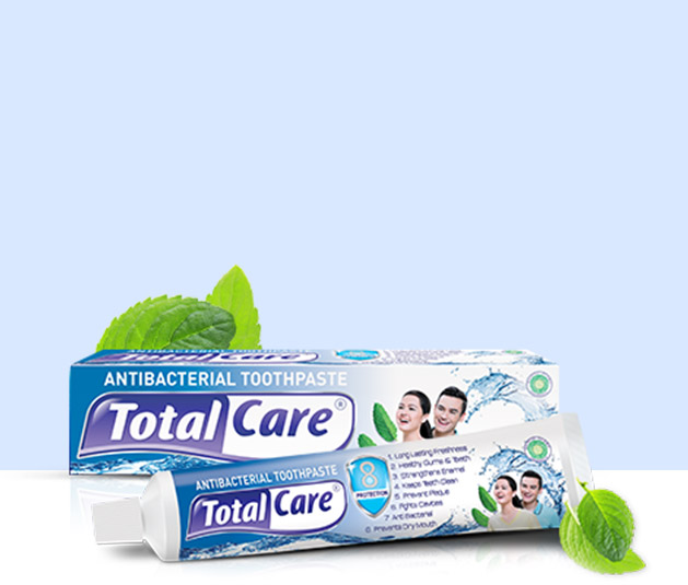 Total Care Antibacterial Toothpaste